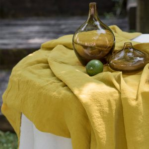 nappe en lin honey OONA Home 3
