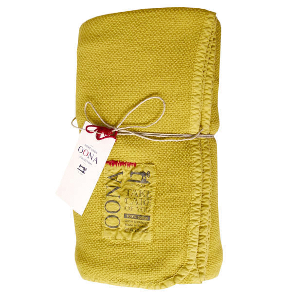serviette de bain coton honey OONA Home 1