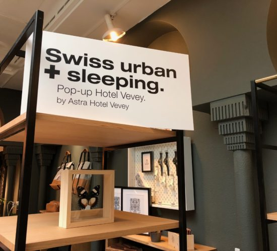 swiss urban sleeping OONA Home 2