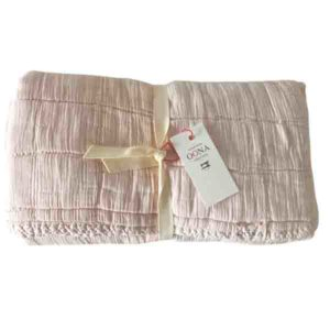 plaid couvre-lit Nude OONA home