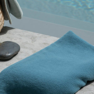 serviette de plage Tealblue OONA Home
