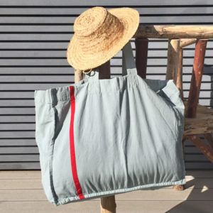 beach bag seafoam2 OONA Home