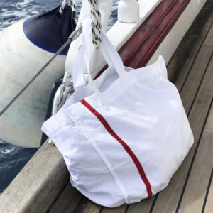beach bag White2 OONA Home
