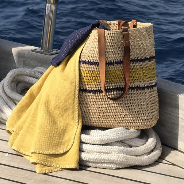 serviette plage honey OONA Home