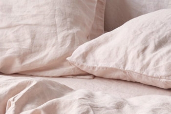 our bed linen OONA nude