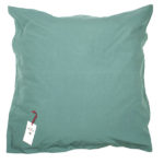 taie oreiller 65x65 green sage OONA Home