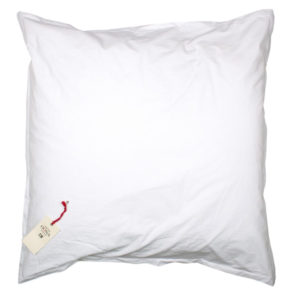 taie oreiller 65x65 white OONA Home
