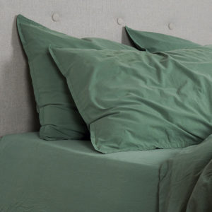 drap housse greensage oona home